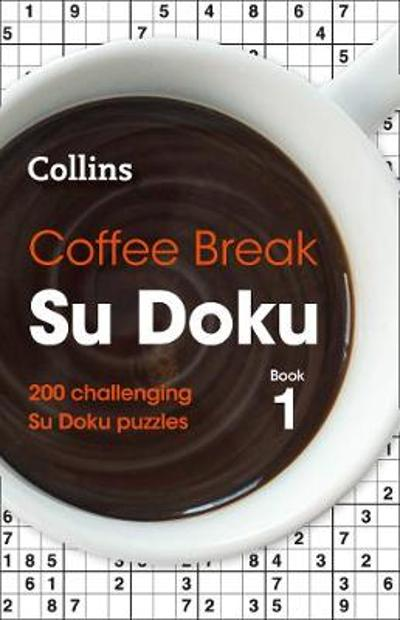 Coffee Break Su Doku Book 1 - Collins