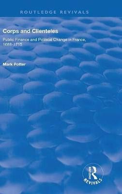 Corps and Clienteles - Mark Potter