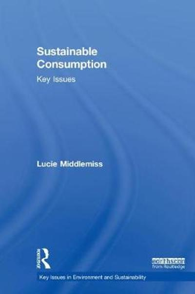 Sustainable Consumption - Lucie Middlemiss