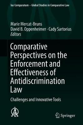 Comparative Perspectives on the Enforcement and Effectiveness of Antidiscrimination Law - Marie Mercat-Bruns