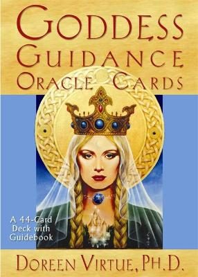 Goddess Guidance Oracle Cards - Doreen Virtue
