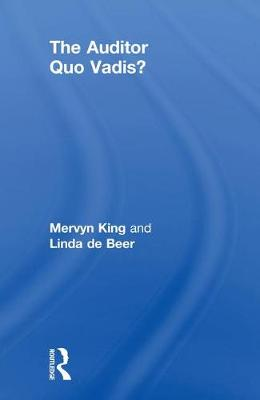 The Auditor - Mervyn King