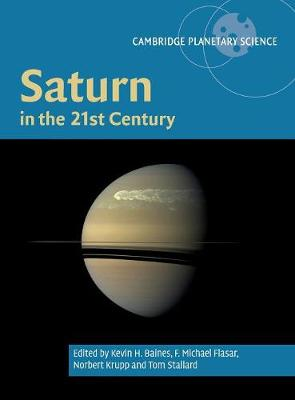 Saturn in the 21st Century - Kevin H. Baines