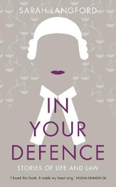 In Your Defence - Sarah Langford