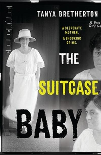 The Suitcase Baby - Tanya Bretherton