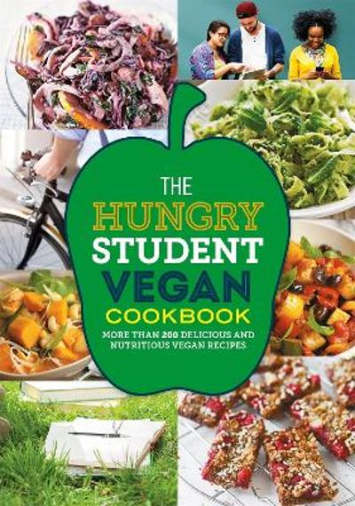 The Hungry Student Vegan Cookbook -