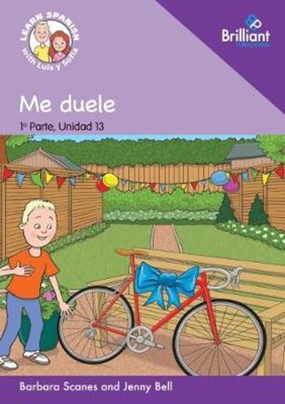 0 Me duele  (I am not well!) - Barbara Scanes