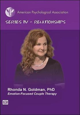 Emotion-Focused Couple Therapy - Rhonda N. Goldman
