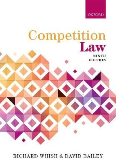 Competition Law - Richard Whish