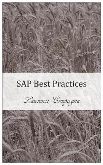 SAP Best Practices - Lawrence Compagna