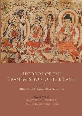 Records of the Transmission of the Lamp (Jingde Chuadeng Lu) - Daoyuan