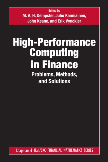 High-Performance Computing in Finance -