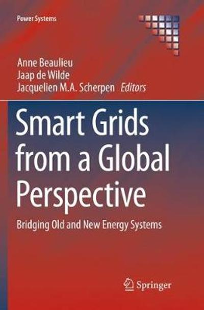 Smart Grids from a Global Perspective - Anne Beaulieu