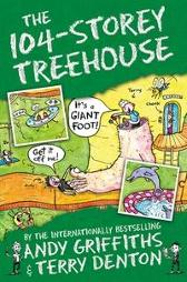 The 104-storey treehouse - Andy Griffiths Terry Denton
