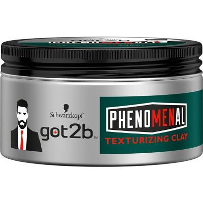 got2b Phenomenal Texturizing Clay - Schwarzkopf