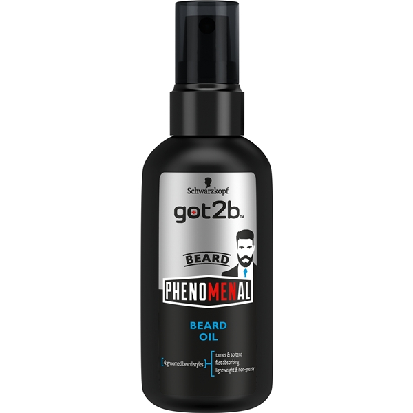 got2b Phenomenal Beard Oil - Schwarzkopf