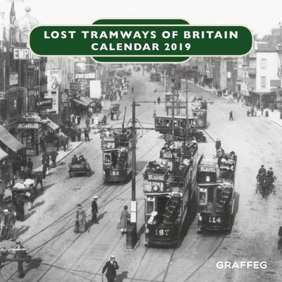 Lost Tramways of Britain Calendar 2019 -