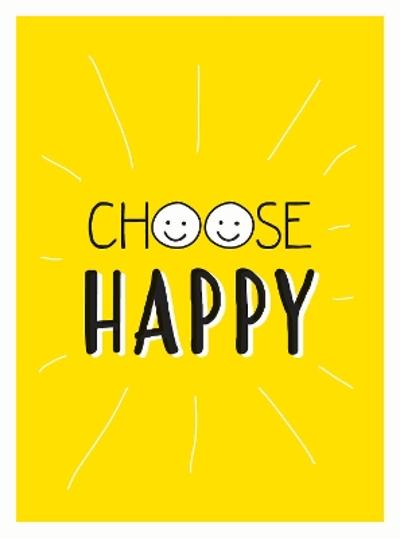 Choose Happy - Summersdale