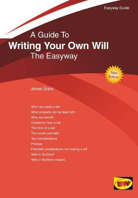 Writing Your Own Will - James Grant