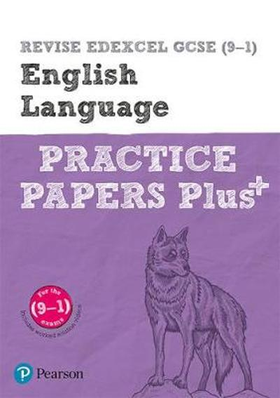 REVISE Edexcel GCSE (9-1) English Language Practice Papers Plus -