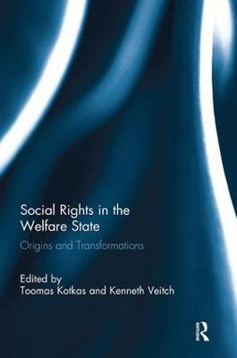 Social Rights in the Welfare State - Toomas Kotkas