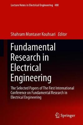 Fundamental Research in Electrical Engineering - Shahram Montaser Kouhsari