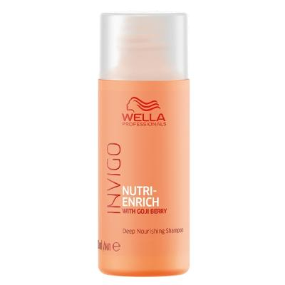 INVIGO Travel Nutri Enrich Shampoo - Wella Professionals