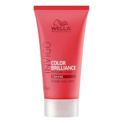 INVIGO Travel Brilliance Mask Coarse Hair - Wella Professionals