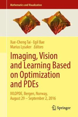 Imaging, Vision and Learning Based on Optimization and PDEs - Xue-Cheng Tai