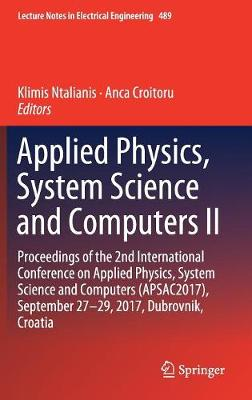 Applied Physics, System Science and Computers II - Klimis Ntalianis