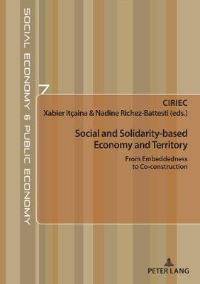 Social and Solidarity-based Economy and Territory - CIRIEC
