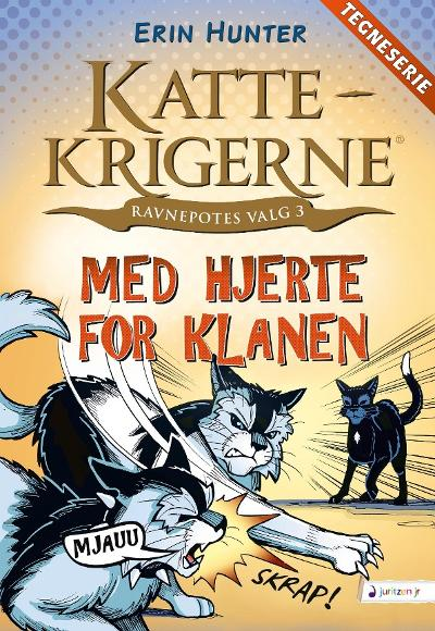 Med hjerte for klanen - Erin Hunter