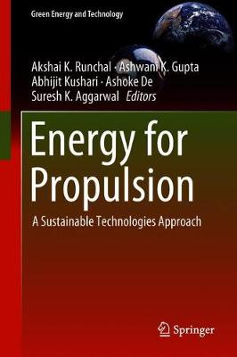 Energy for Propulsion - Akshai K.  Runchal