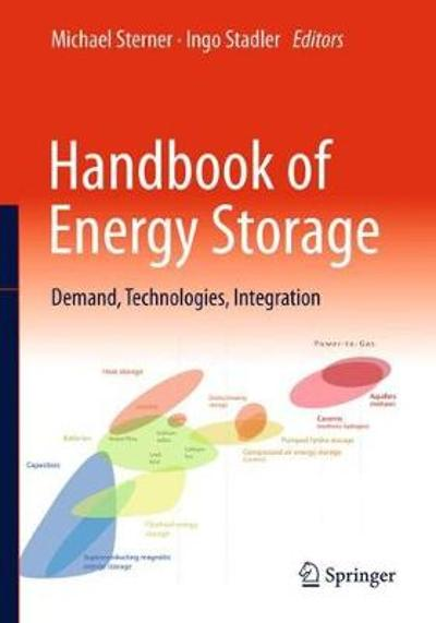 Handbook of Energy Storage - Michael Sterner