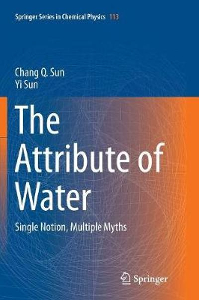 The Attribute of Water - Chang Q Sun