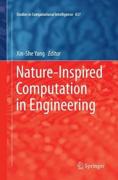 Nature-Inspired Computation in Engineering - Xin-She Yang