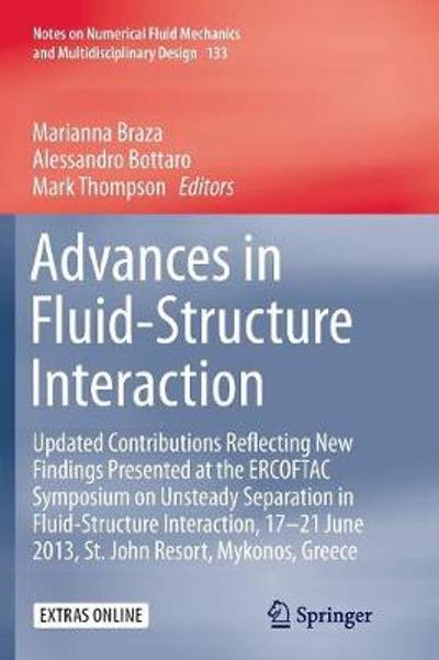 Advances in Fluid-Structure Interaction - Marianna Braza