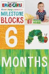 The World of Eric Carle (TM) The Very Hungry Caterpillar (TM) Milestone Blocks - Eric Carle
