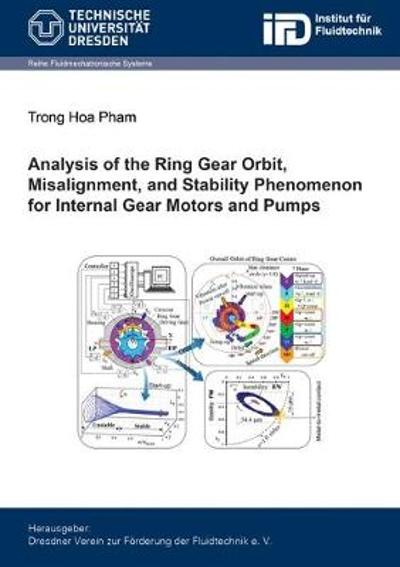 Analysis of the Ring Gear Orbit, Misalignment, and Stability Phenomenon for Internal Gear Motors and Pumps - Trong Hoa Pham