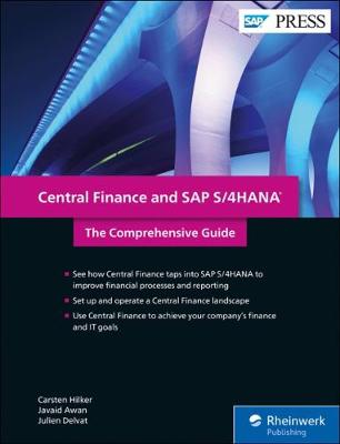 Central Finance and SAP S/4HANA - Carsten Hilker