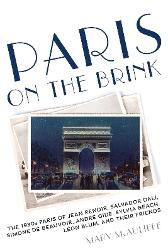 Paris on the Brink - Mary McAuliffe