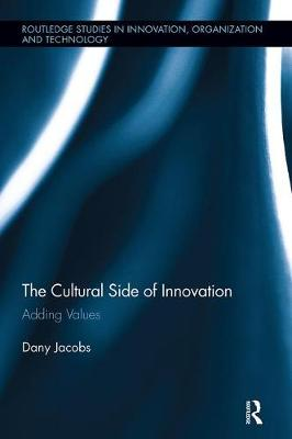 The Cultural Side of Innovation - Dany Jacobs