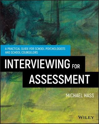 Interviewing For Assessment - Michael Hass - Paperback