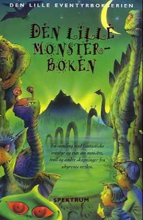 Den lille monsterboken - Andy Charman