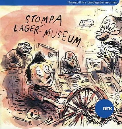 Stompa lager museum - Anthony Buckeridge