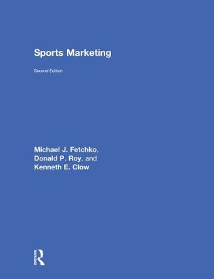Sports Marketing - Michael J. Fetchko