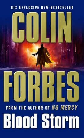 Blood Storm - Colin Forbes