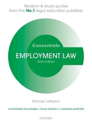 Employment Law Concentrate - Michael Jefferson