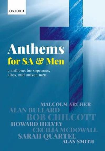Anthems for SA and Men - Oxford