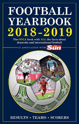 The Football Yearbook 2018-2019 in association with The Sun - Headline
